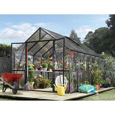 EasyGrow Greenhouse  -  8 x 12