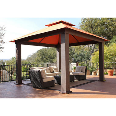 Stc 12 X 12 Sonoma Gazebo Sam S Club