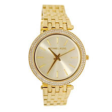 Women's Darci Gold-Tone Watch by Michael Kors