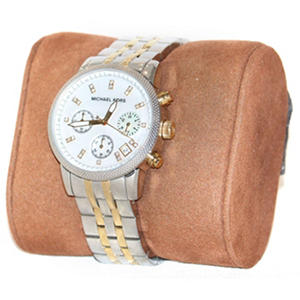 Women's Darci Two-Tone Stainless Steel Watch by Michael Kors
