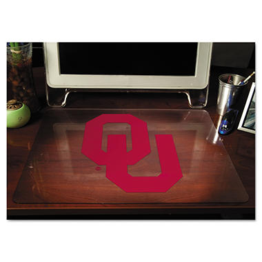 "ES Robbins - Collegiate Desk Pad, University of Oklahoma Sooners - 19"" x 24"""