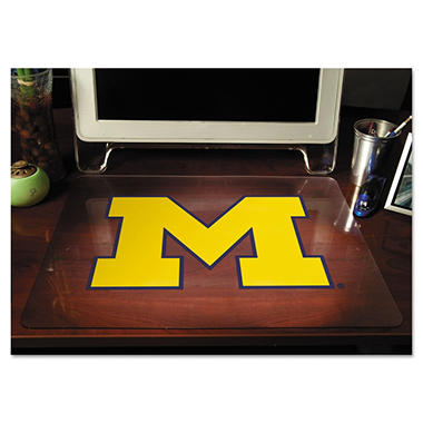 "ES Robbins - Collegiate Desk Pad University of Michigan Wolverines - 19"" x 24"""