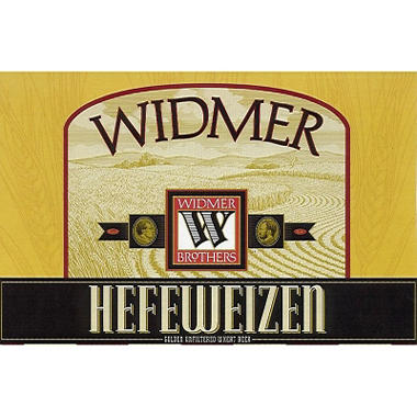 WIDMER HEFEWEIZ 12 / 12 OZ BOTTLES