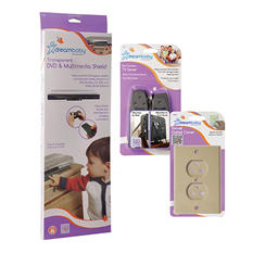 Dreambaby Entertainment Safety Bundle
