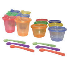 Dreambaby On-the-Go Feeding Set (18 pk.)