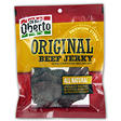 Oberto Original Beef Jerky - 3.25 oz. Bag - 8 ct.