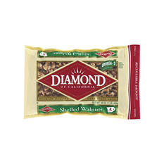 Diamond of California Shelled Walnuts (16 oz.)