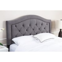 Sullivan Velvet Upholstered Headboard Deals