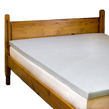 "Aerus Natural 2"" Memory Foam Topper - Full"