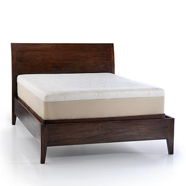 "Aerus Natural Ultra-Luxe 12"" Queen Size Memory Foam Mattress"