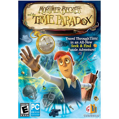 Mortimer Beckett and the Time Paradox - PC