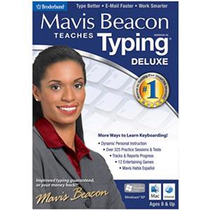 Mavis Beacon Teaches Typing 20 Deluxe