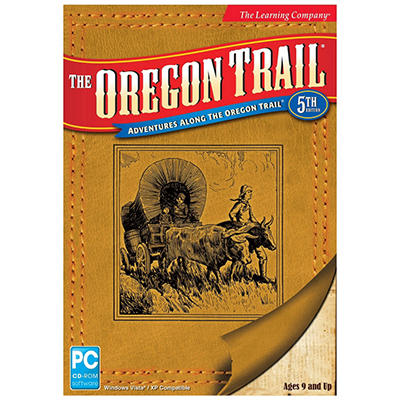 Oregon Trail 5th Edition - PC