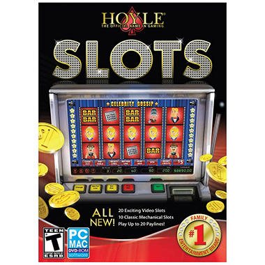Hoyle Slots 2010 - PC Game