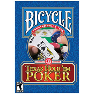 Bicycle Texas Hold 'Em Poker - PC