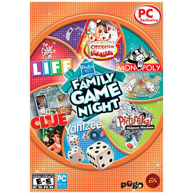 Hasbro Family Game Night - PC