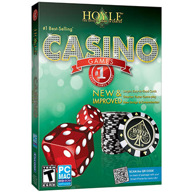 Hoyle Casino Games 2012 - PC/Mac