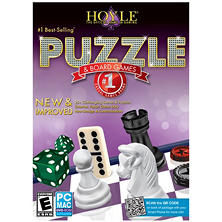 Hoyle Puzzle and Board Games 2012 - PC/Mac