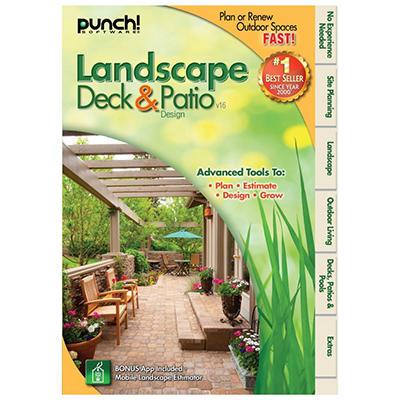 Punch! Landscape Deck & Patio NexGen3 - PC
