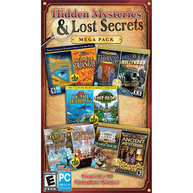 Encore - Hidden Mysteries Plus Lost Secrets - Mega Pack - PC