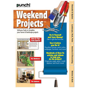Punch! Weekend Projects - PC