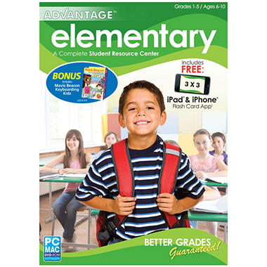 Encore - Elementary Advantage 2012 w/ Bonus MB KK - PC/Mac