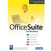 Encore - Office Suite with bonus PDF and Logo Design Studio