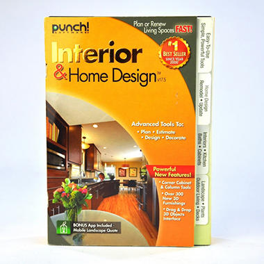 PUNCH INTERIOR HOME PC PRODUCTIVTY SFTWR