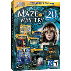 Mystery Masters: Maze of Mystery 20-Pack