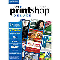 The Print Shop Deluxe v3.5