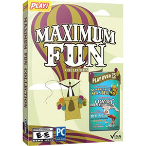 Play! Maximum Fun Collection