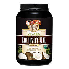 Barlean's Organic Coconut Oil (60 oz.)