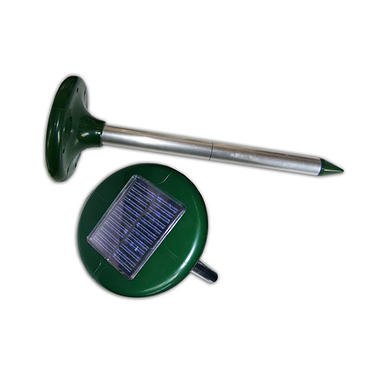 Solar Mole Repeller