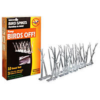 Plastic Bird Spikes Kit