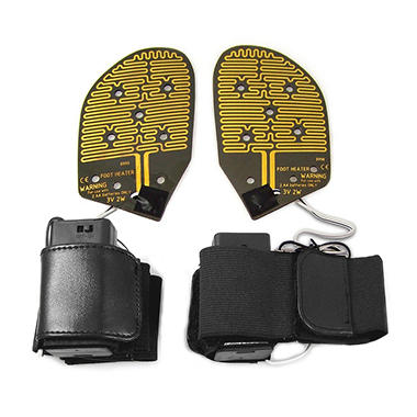 Cozy Feet Heated Shoe Inserts
