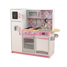 Sweet Pink Kitchen