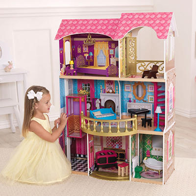 Belmont Manor Mulit-Story Dollhouse