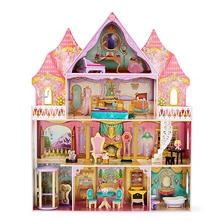 Enchanted Princess Dollhouse