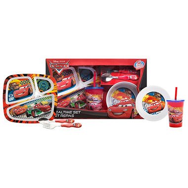 Disney Cars Dinnerware Set - 5 pc.