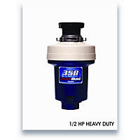 Waste Maid 1/2 HP Heavy Duty Disposer