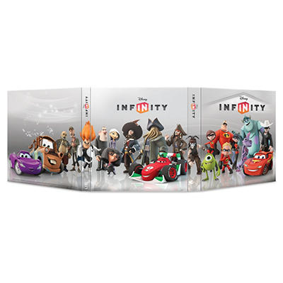 Disney Infinity Power Discs Album