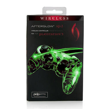 PDP Afterglow Wireless Controller for the PS3 -Various Colors