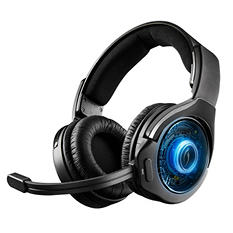 Afterglow AG 9 Wireless Headset for PS4 - Black
