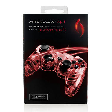 PDP Afterglow Controller for the PS3 - Various Colors