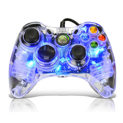 PDP AfterGlow Controller - Xbox 360