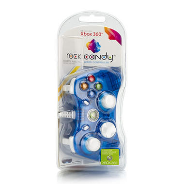 Rock Candy Controller for the Xbox 360 - Various Colors