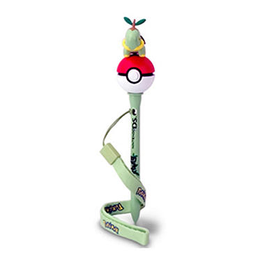 Pelican Pokemon Turtwig Green Stylus for the DS