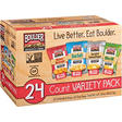 Boulder Canyon™ Kettle Cooked Potato Chips® Variety Pack - 24/1.5 oz.