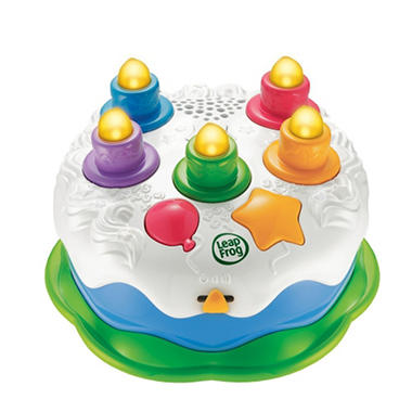 LeapFrog� Counting Candles Birthday Cake