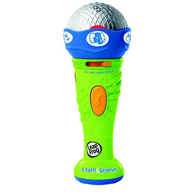 LeapFrog® Learn & Groove Preschool Medley Microphone